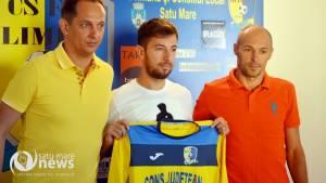 FC Olimpia Satu Mare - FC Brașov, vineri, de la ora 18,00