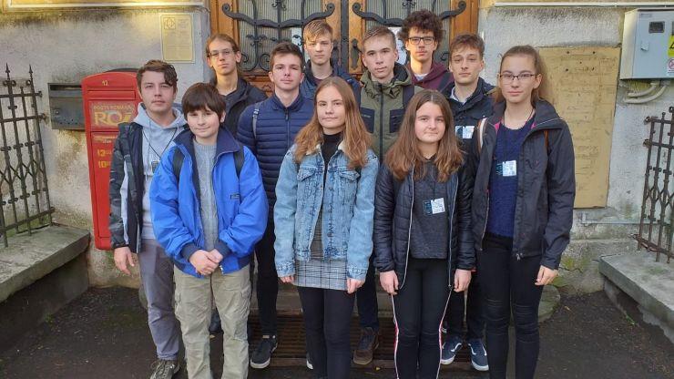 Elevii eminescieni, printre cei mai buni fizicieni din țară