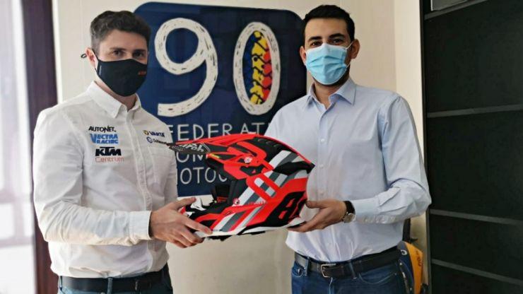 Federația Română de Motociclism l-a desemnat pe Mani Gyenes Sportivul Anului 2020