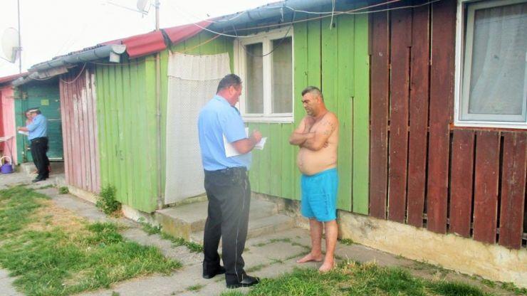 Razie | Peste 100 de persoane, verificate de polițiști