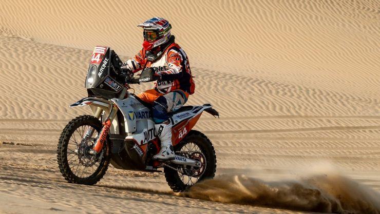 Dakar 2020 | Emanuel Gyenes, locul 29 cu o zi înainte de final