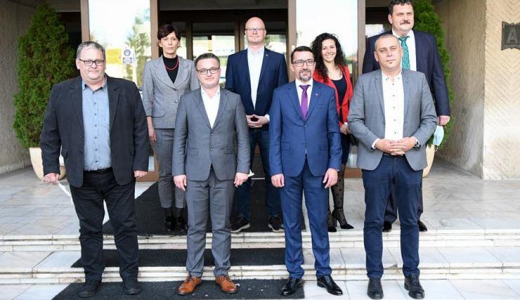 UDMR Satu Mare a depus listele de candidați pentru alegerile parlamentare