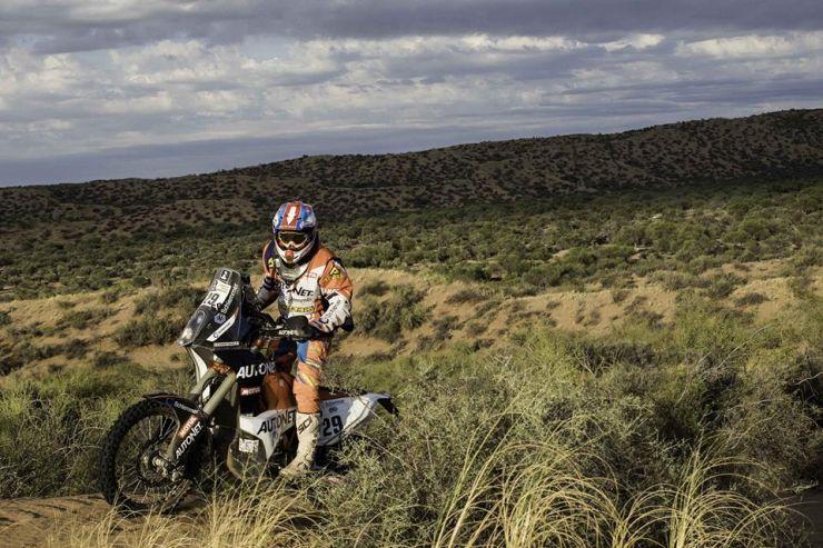 Emanuel Gyenes a terminat pe locul 17 în Raliul Dakar 2017