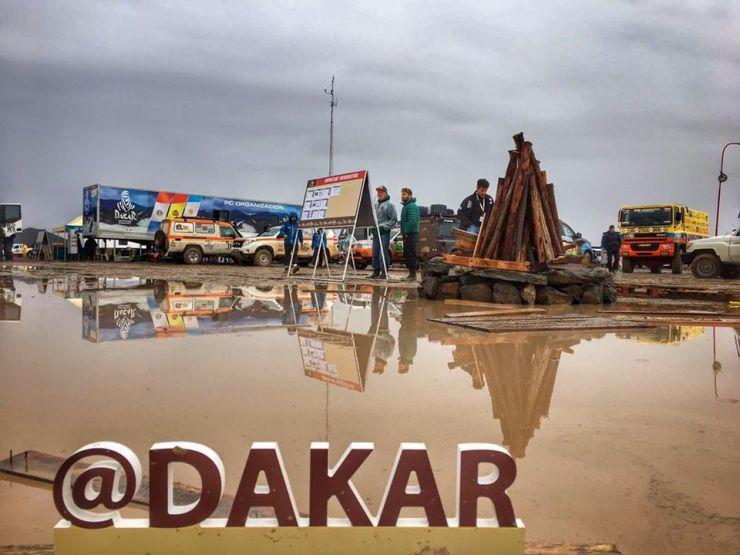 Dakar 2017 | Etapa a şasea, anulată din cauza condiţiilor meteo nefavorabile
