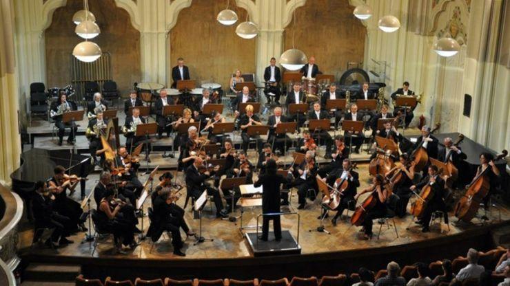 """Concerte dedicate Anului Nou, la Filarmonica """"Dinu Lipatti"""""""