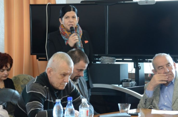 """Marcela Papici: """"Spitalul Județean Satu Mare nu se confruntă cu problema migrației de medici și asistenți. Dimpotrivă"""""""