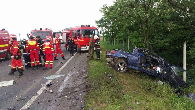 Accident mortal produs în această seară lângă Dorolț
