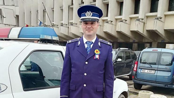 A încercat să se sinucidă! A fost salvat de un polițist