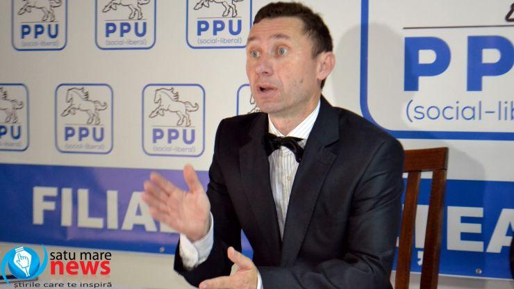 Vasile Deac, al optulea candidat la Primăria Satu Mare, promite amenajarea unei grădini zoologice