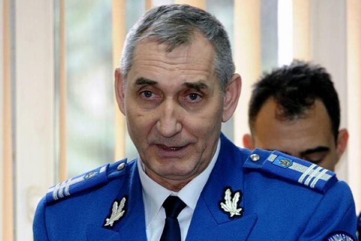 Bilanț. Prim adjunctul Inspectorului General al Jandarmeriei Române a lăudat activitatea jandarmilor sătmăreni