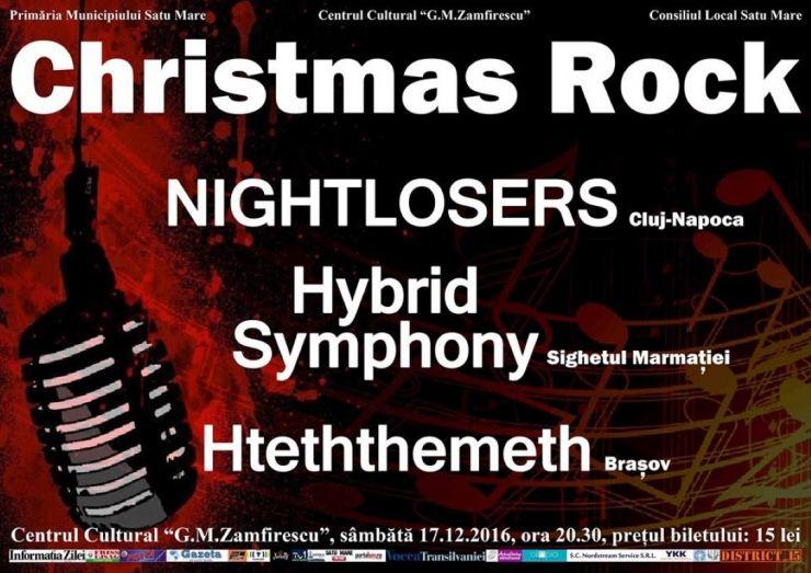 Nightlosers concertează sâmbătă, la Satu Mare