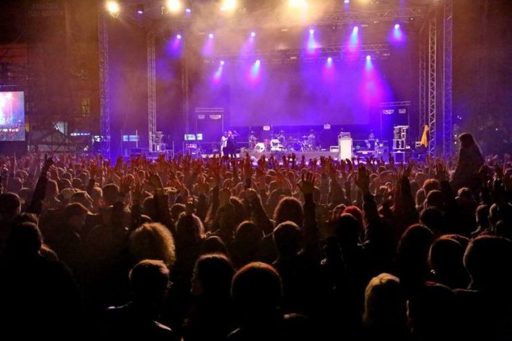 Concert Phoenix și Elena Gheorghe, de Ziua Națională a României