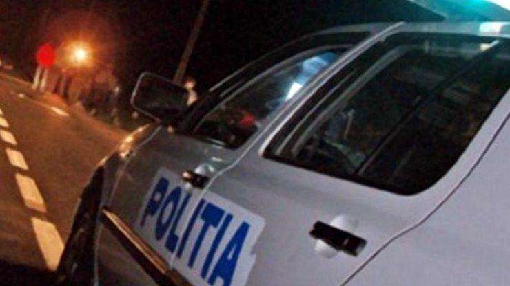 Accident în Moftin. Șoferul a fugit de la locul accidentului