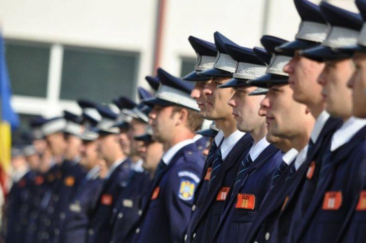100 de polițiști sătmăreni s-au pensionat anul trecut