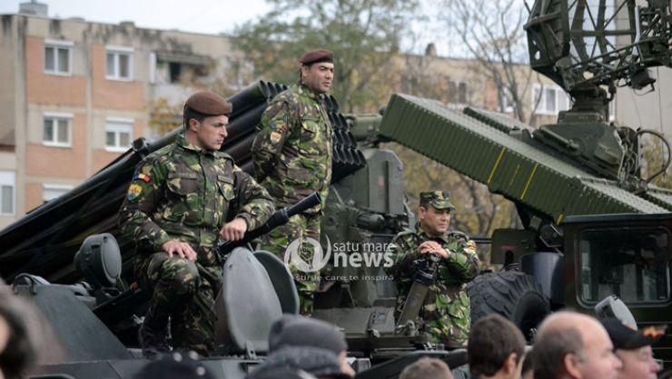 Armata reintră simbolic în Satu Mare, după un secol! Trafic închis pe B-dul Cloșca, Podul Decebal și centrul Sătmarului