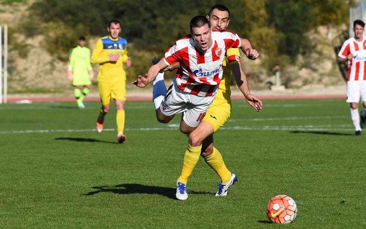 Meci amical | FC Olimpia Satu Mare 0 - 1 Steaua Roșie Belgrad