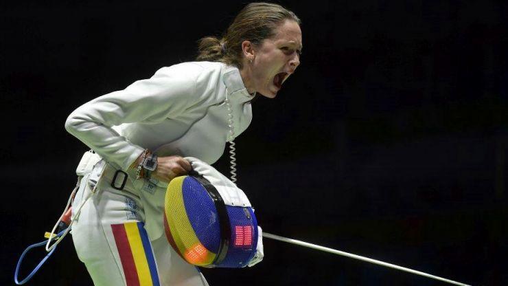 Sătmăreanca Simona Pop, portdrapelul României la ceremonia de închidere a Jocurilor Olimpice