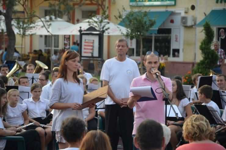 AugustFest a debutat la Carei cu un concert extraordinar de Fanfară (foto)
