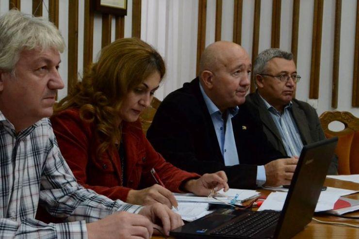 Comisia de Siguranţă a Circulaţiei: Trecere de pietoni pentru accesul la sediul CARP