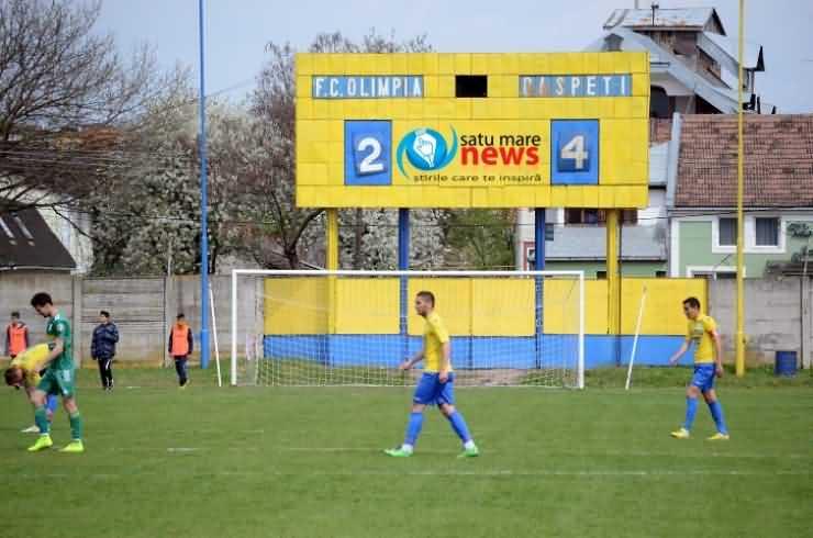 """Csik: """"Un meci rușinos"""". FC Olimpia 2 - 4 CS Mioveni (Foto&Video)"""