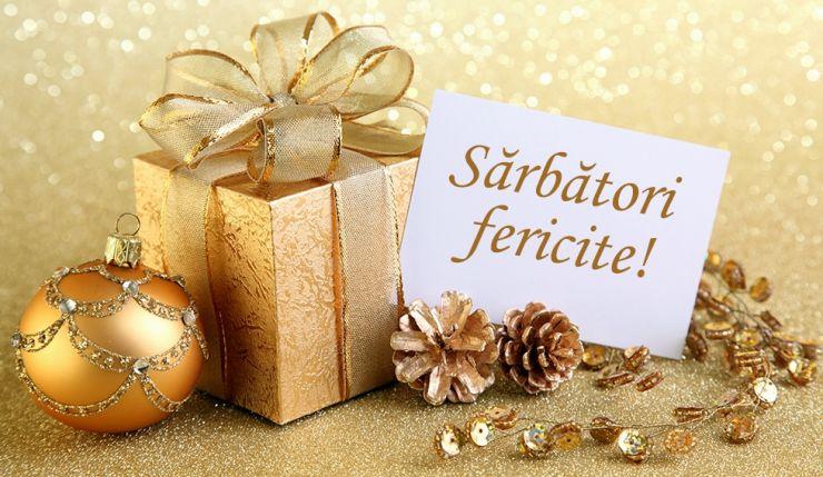 Conducerea Primăriei Pișcolt vă urează Sărbători Fericite!