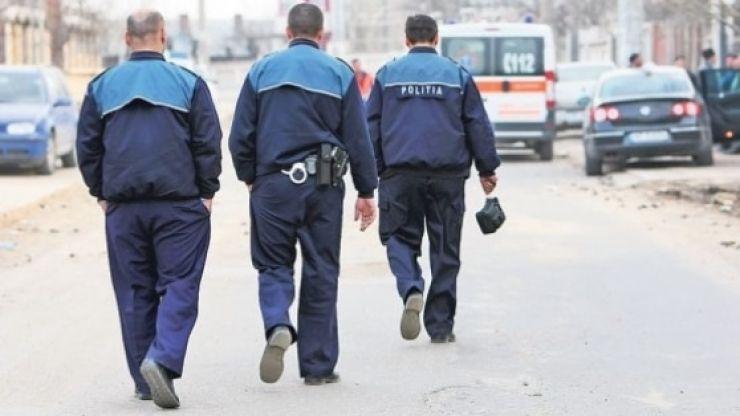 Mai mulți polițiști în comune. De asemenea, aceștia vor fi găsiți la posturi și după-amiază