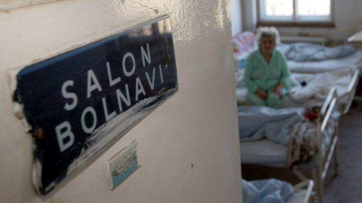 Spitalul municipal Carei a decis limitarea accesului vizitatorilor în spital