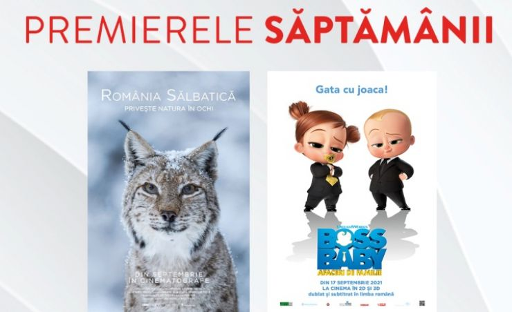 Ce filme noi vedem la Cineplexx Satu Mare din 17 septembrie
