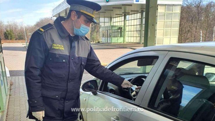 Maramureșean condamnat de autoritățile române, oprit în Vama Urziceni