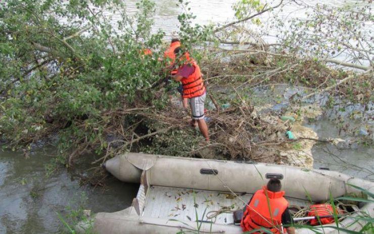 Persoană dispărută în râul Someș
