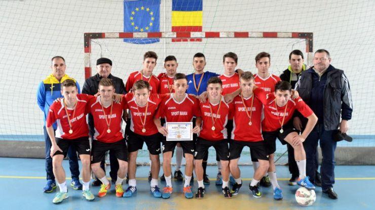 LPS Satu Mare a câștigat etapa județeană la ONSS - fotbal licee