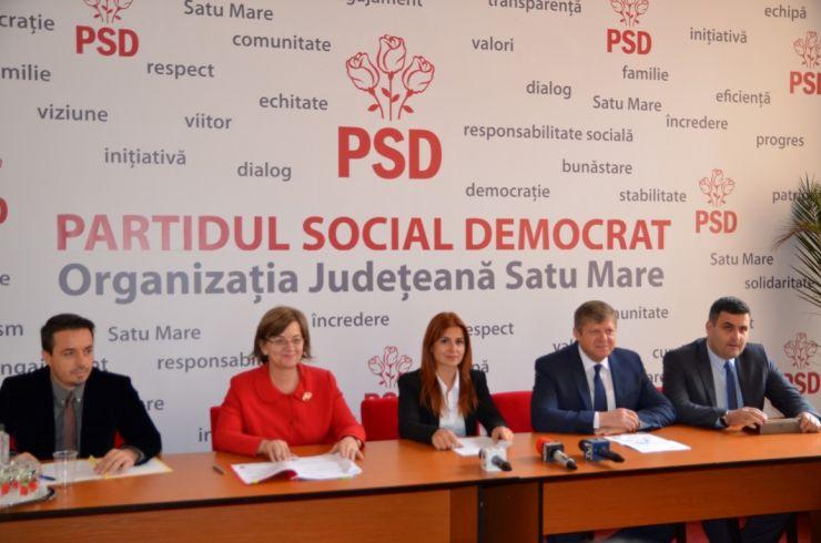 """Aurelia Fedorca: """"Candidații noștri arată că sunt gata să se bată pentru România şi pentru români, pentru Satu Mare și pentru sătmăreni"""""""