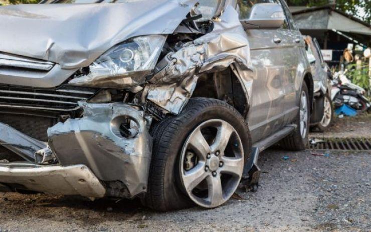 Accident rutier în Vama