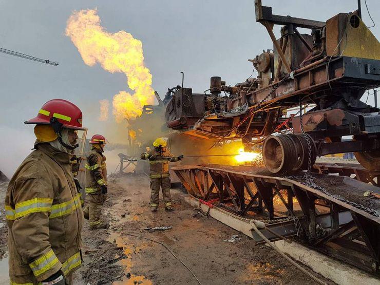 Operațiuni ample de pregătire a intervenției la Moftin