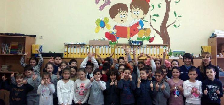 Ziua europeană a numărului unic de urgență 112, marcată în școli
