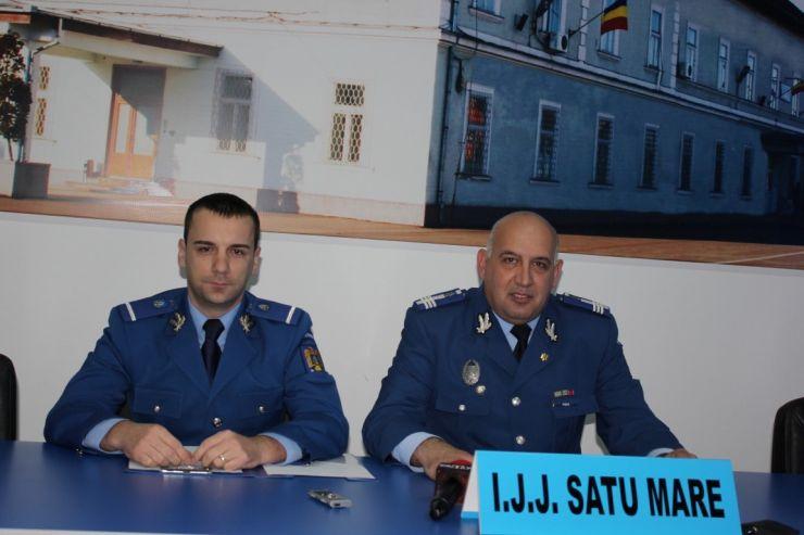 Jandarmeria Satu Mare, la raport | Peste 4.500 de misiuni în 2017