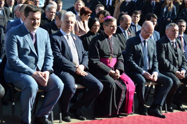 "Colegiul Național ""Kolcsey Ferenc"", inaugurat.  Vicepremierului Ungariei, Semjen Zsolt, printre invitați (fotogalerie)"