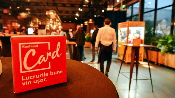 Kaufland România lansează primul card de loialitate, cu beneficii unice pentru clienți