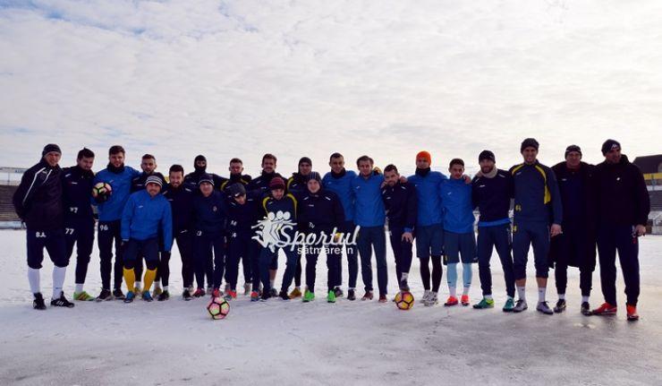 Liga 2 | Olimpia pleacă în cantonament în Cipru