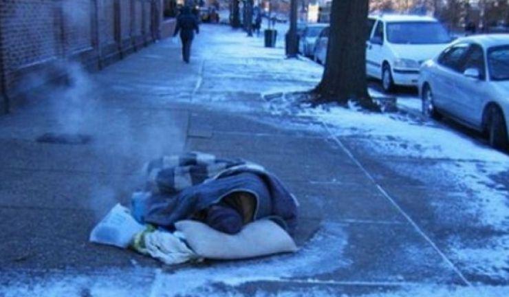 Adolescent salvat de la îngheț de polițiștii locali