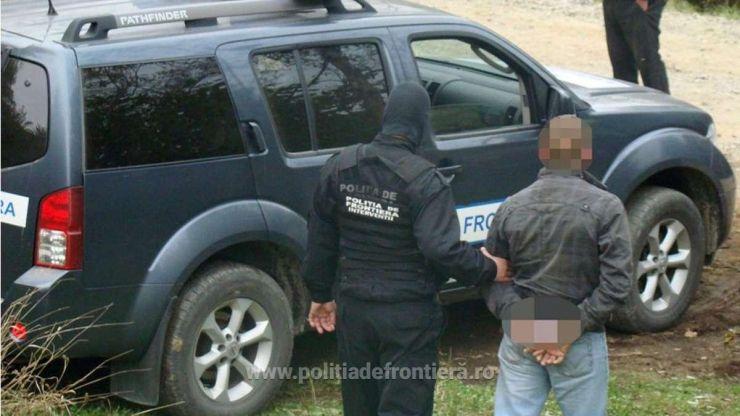 Urmărit general căutat de autoritățile române, depistat în vama Petea