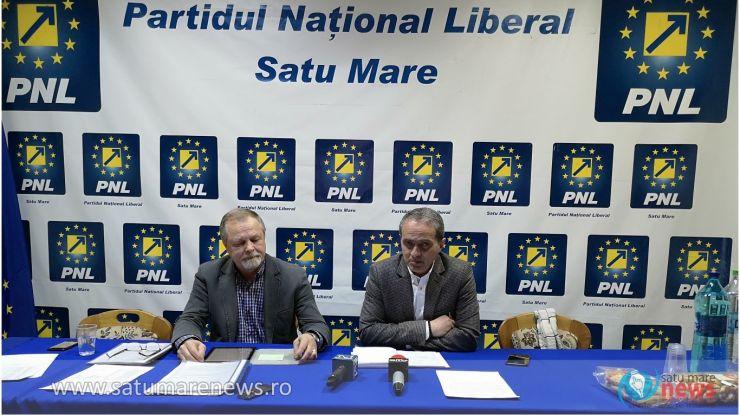 PNL acuză: La Satu Mare, Guvernul a acordat bani preferențial
