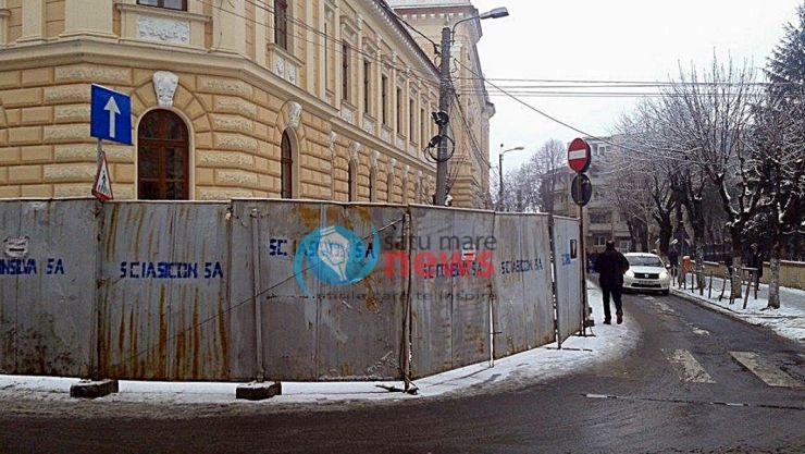 Se redeschide circulația pe străzile Mileniului și Mihai Viteazu