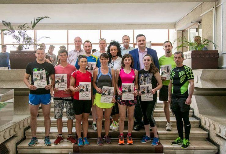 Câștigătorii primei ediții a Tower Run - Cursa Palatului
