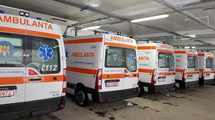 Cinci ambulanțe noi, complet dotate, au ajuns la Satu Mare