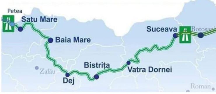 """Romeo Nicoară: """"Autostrada Nordului, o șansă uriașă pentru Nordul României, pentru Satu Mare și celelalte județe"""""""