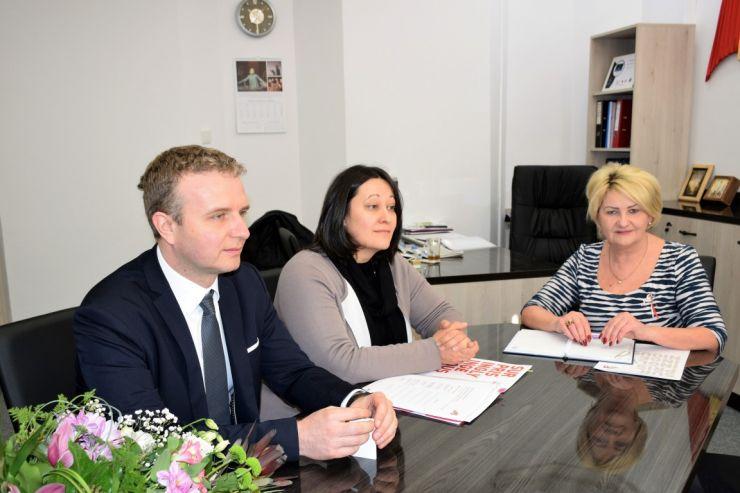 Investitorii austrieci sunt interesați de proiecte de afaceri în Satu Mare