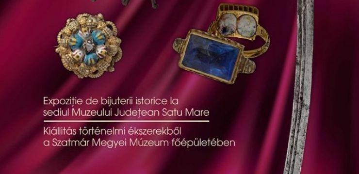 Peste 200 de piese de podoabă și vestimentație aparținând lumii nobiliare din Transilvania adunate într-o expoziție la Muzeul Județean