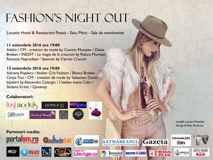 Fashion's Night Out, în weekend (foto)