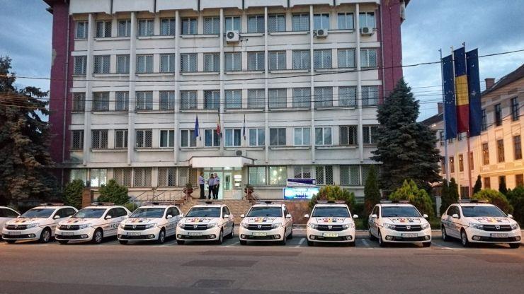 Marius Lupisca, noul șef al Serviciului Poliției Rutiere Satu Mare